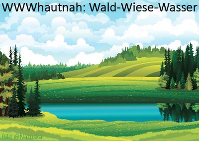 Bild wwwhautnah wald-wiese-wasser